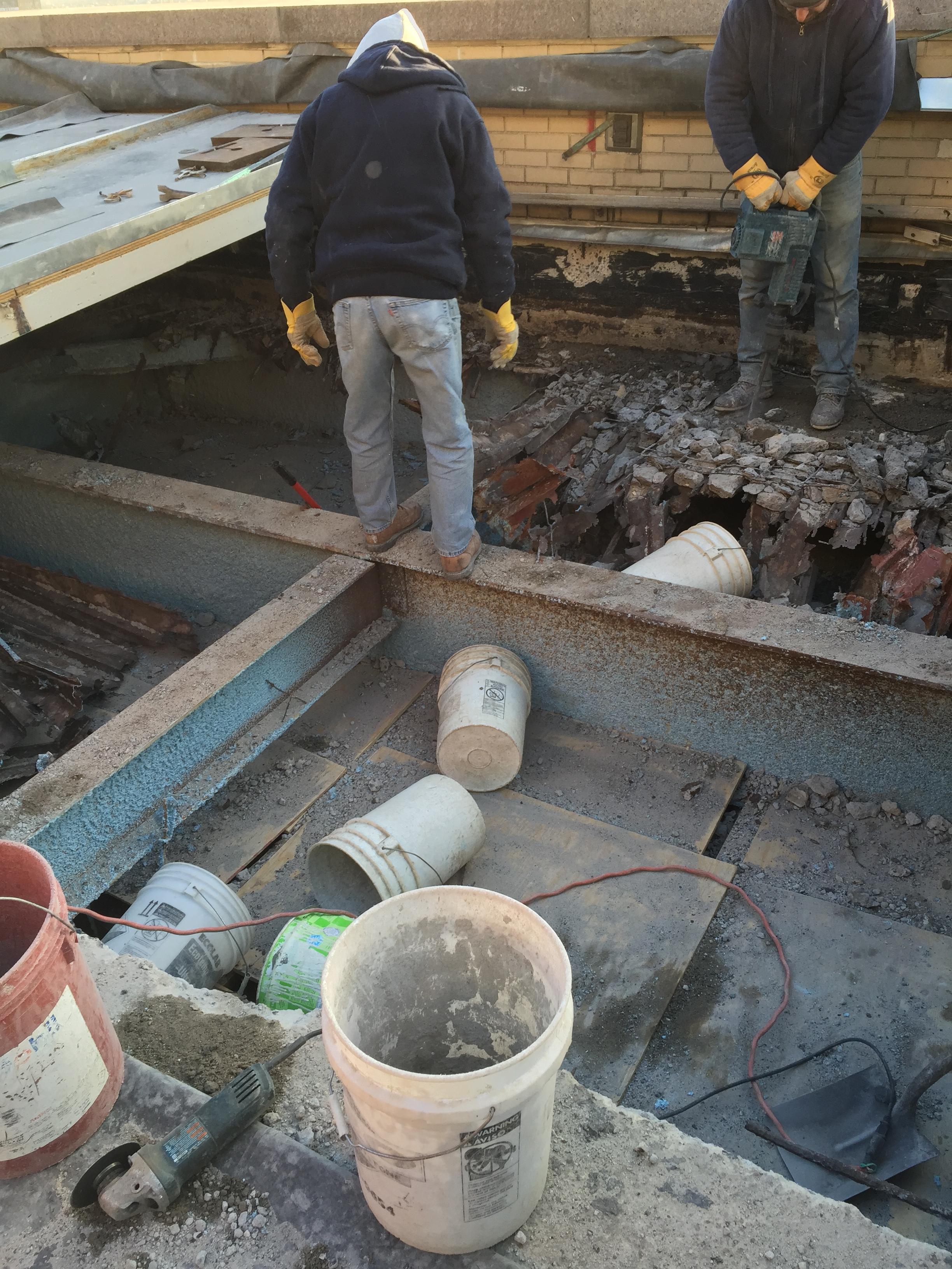 Roofing Amp Raceway Rehabilitation Jvs Restoration